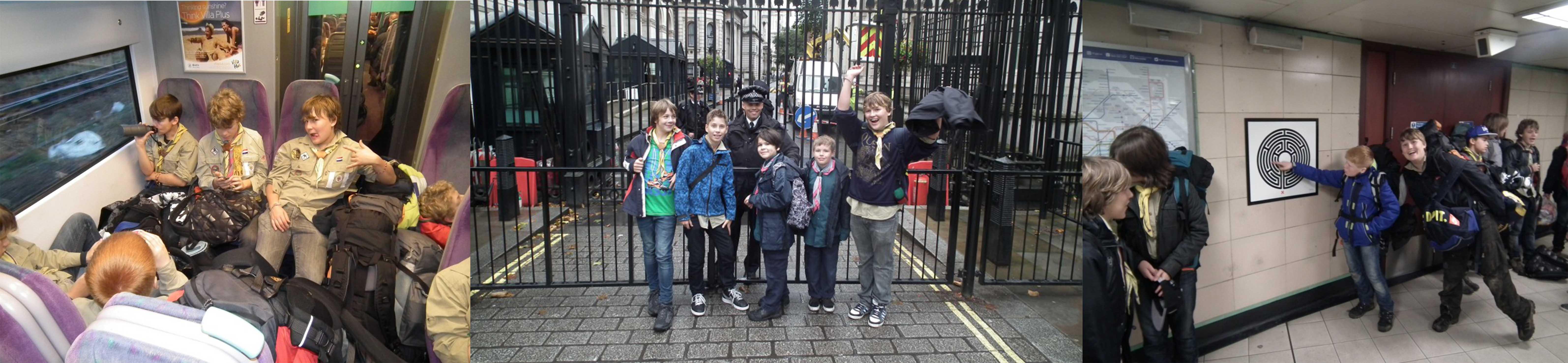 Scoutinggroep Be Pals Prinses Juliana